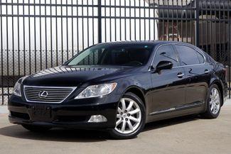 2007 Lexus LS 460 LWB * Luxury Pkg * NAVI * Mark Levinson * KEYLESS Plano, Texas 1