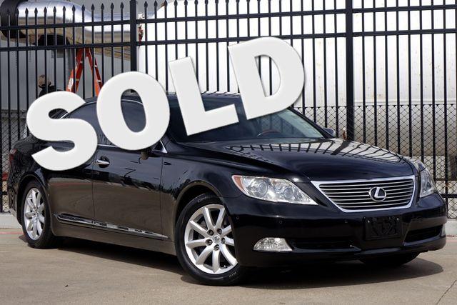 2007 Lexus LS 460 LWB * Luxury Pkg * NAVI * Mark Levinson * KEYLESS Plano, Texas