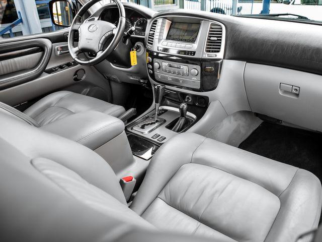 2007 Lexus LX 470 Burbank, CA 11
