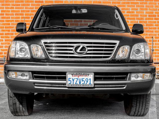 2007 Lexus LX 470 Burbank, CA 2