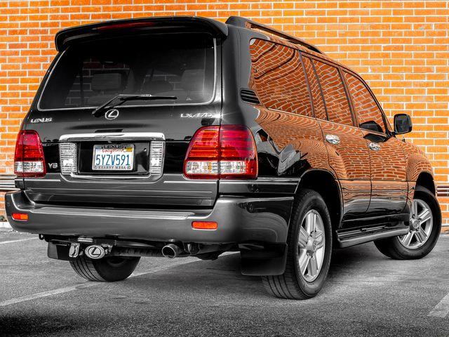 2007 Lexus LX 470 Burbank, CA 6