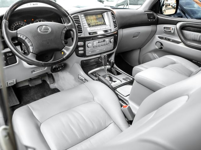 2007 Lexus LX 470 Burbank, CA 9