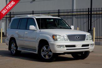 2007 Lexus LX 470 4x4*BU Cam* | Plano, TX | Carrick's Autos in Plano TX
