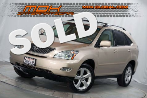 2007 Lexus RX 350 - Heated seats - Power lift gate in Los Angeles