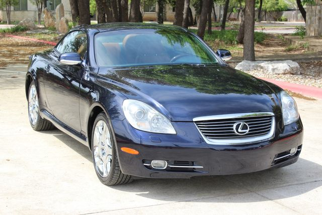 2007 Lexus SC 430 in Austin, Texas 78726