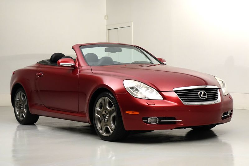 2007 Lexus SC 430 Auto* EZ Finance** | Plano, TX | Carrick's Autos in Plano TX