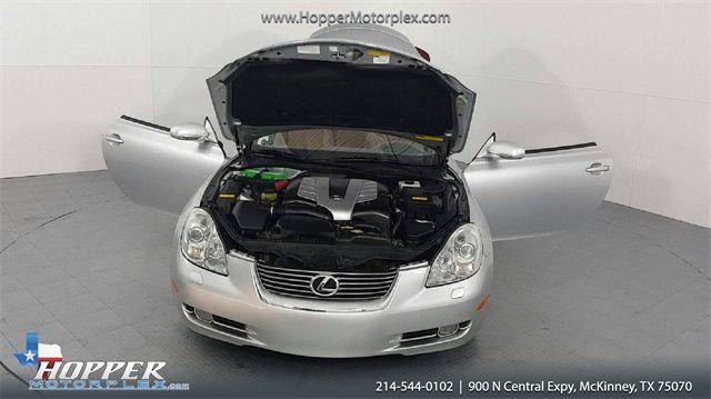2007 Lexus SC 430 in McKinney Texas, 75070