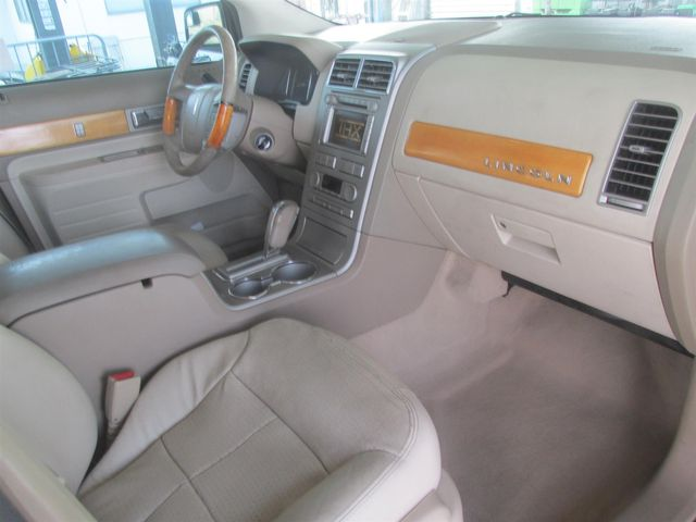 2007 Lincoln MKX Gardena, California 8