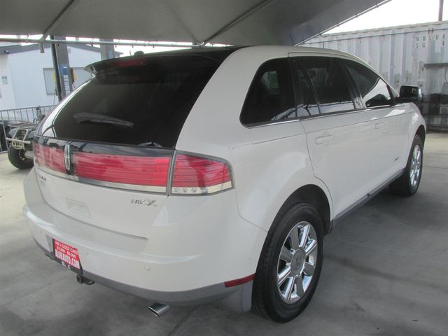 2007 Lincoln MKX Gardena, California 2
