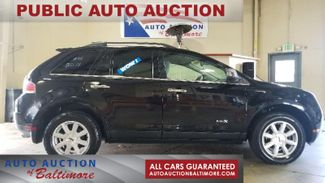 2007 Lincoln MKX  | JOPPA, MD | Auto Auction of Baltimore  in Joppa MD