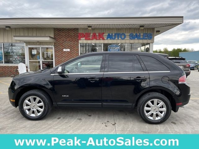 2007 Lincoln MKX Base