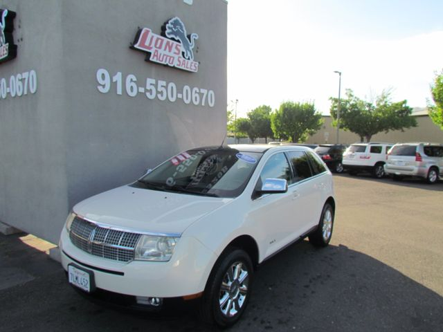 2007 Lincoln MKX AWD Very Clean