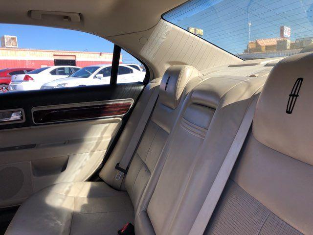 2007 Lincoln MKZ CAR PROS AUTO CENTER (702) 405-9905 Las Vegas, Nevada 5