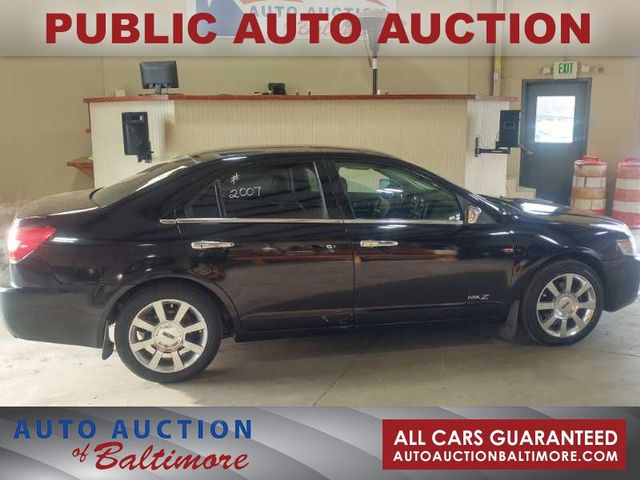 2007 Lincoln MKZ  | JOPPA, MD | Auto Auction of Baltimore  in Joppa MD