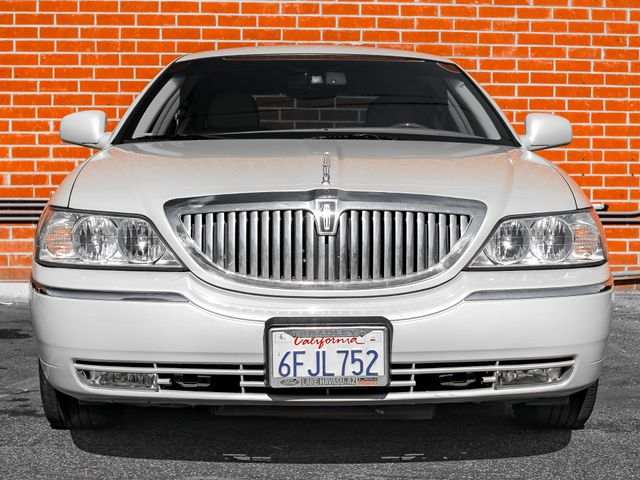 2007 Lincoln Town Car Designer Series Burbank, CA 2