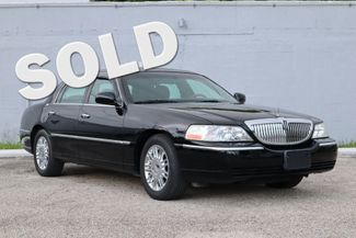2007 Lincoln Town Car Signature Limited Hollywood, Florida