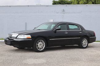 2007 Lincoln Town Car Signature Limited Hollywood, Florida 10
