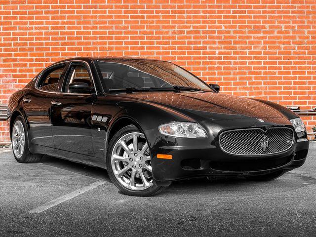 2007 Maserati Quattroporte Burbank, CA 1