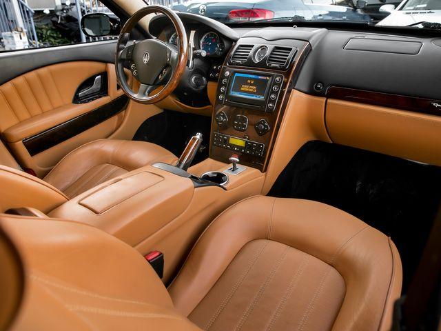 2007 Maserati Quattroporte Burbank, CA 12