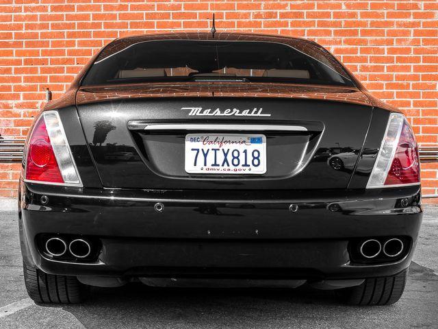 2007 Maserati Quattroporte Burbank, CA 3