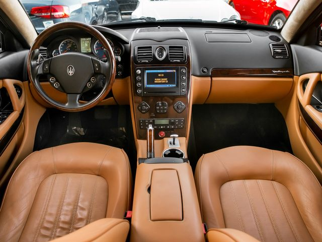 2007 Maserati Quattroporte Burbank, CA 8