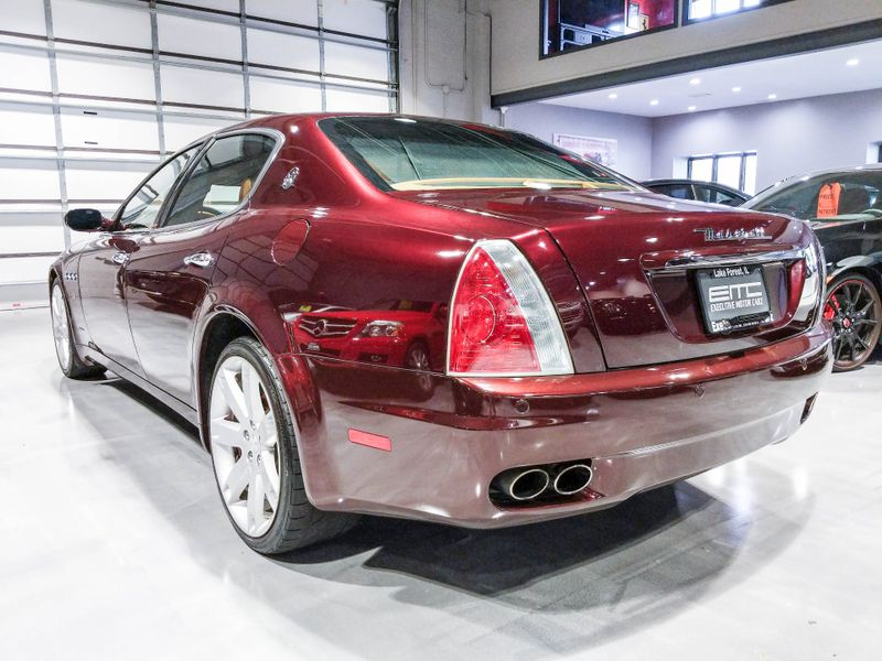 2007 Maserati QUATTROPORTE M139  Lake Forest IL  Executive Motor Carz  in Lake Forest, IL