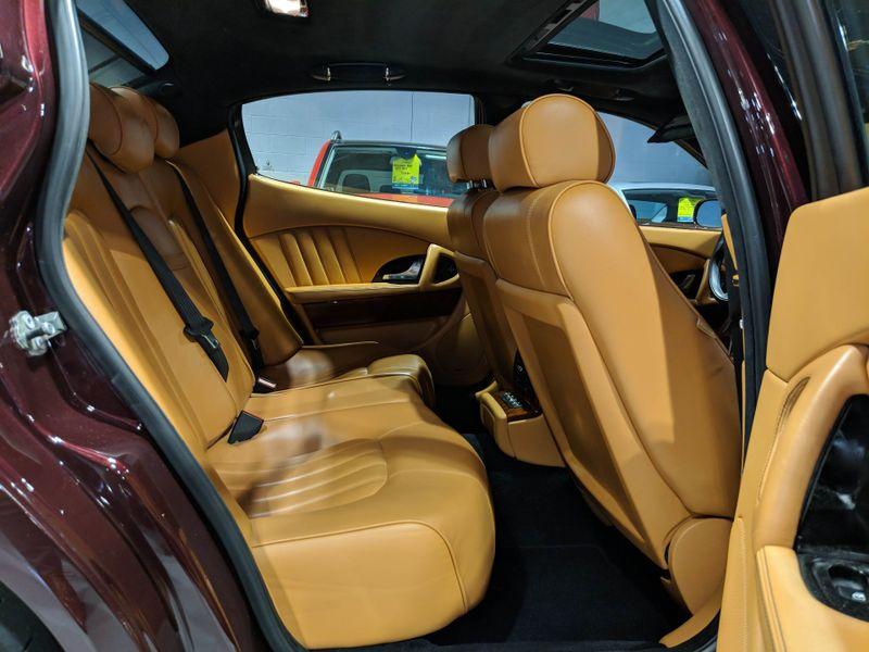 2007 Maserati QUATTROPORTE M139  Lake Forest IL  Executive Motor Carz  in Lake Forest, IL