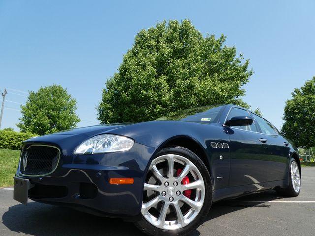 2007 Maserati QUATTROPORTE M139 in Leesburg Virginia, 20175