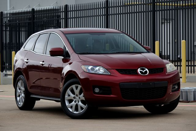 2007 Mazda CX-7 Grand Touring* NAV* BU CAM* Sunroof*  | Plano, TX | Carrick's Autos in Plano TX