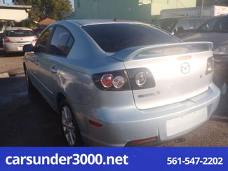 2007 Mazda Mazda3 i Touring Lake Worth , Florida 3
