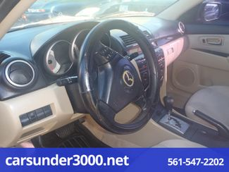2007 Mazda Mazda3 i Touring Lake Worth , Florida 9