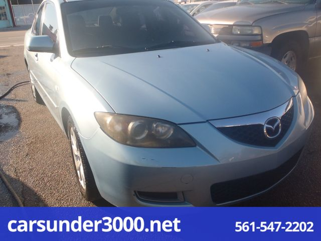 2007 Mazda Mazda3 i Touring Lake Worth , Florida 0