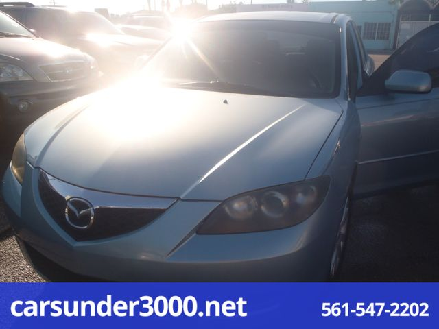 2007 Mazda Mazda3 i Touring Lake Worth , Florida 1