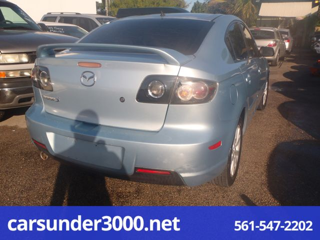 2007 Mazda Mazda3 i Touring Lake Worth , Florida 2