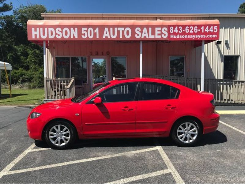 2007 Mazda Mazda3 i Touring | Myrtle Beach, South Carolina | Hudson Auto Sales in Myrtle Beach South Carolina