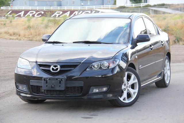 2007 Mazda Mazda3 s Touring Santa Clarita, CA 4
