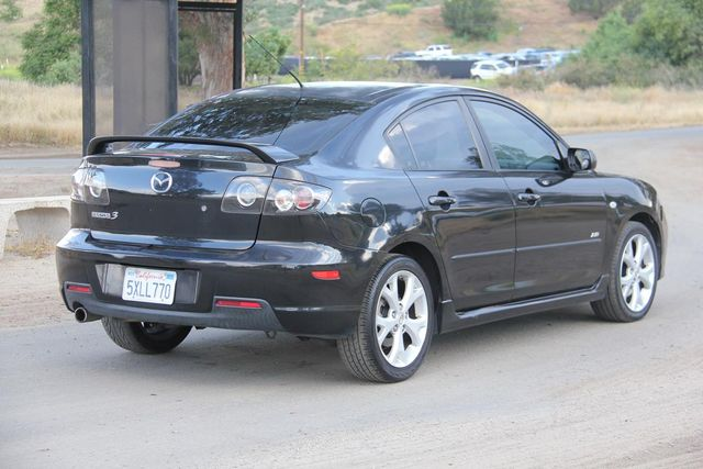 2007 Mazda Mazda3 s Touring Santa Clarita, CA 6