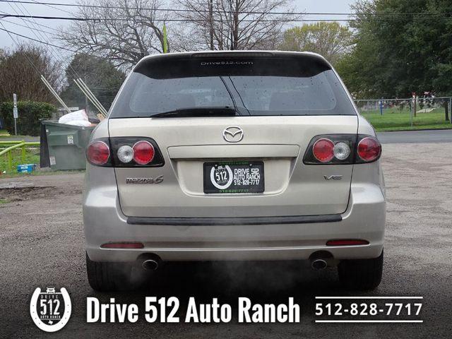 2007 Mazda Mazda6 s Sport VE in Austin, TX 78745
