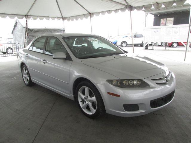 2007 Mazda Mazda6 i Sport VE Gardena, California 3