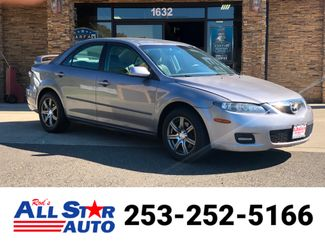 2007 Mazda Mazda6 i Sport in Puyallup Washington, 98371