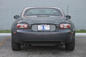 2007 Mazda MX-5 Miata Grand Touring Hollywood, Florida 6