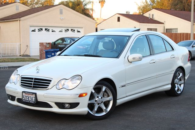 2007 Mercedes-Benz C230 2.5L SPORT 53K MLS SERVICE RECORDS AVAILABLE in Woodland Hills CA, 91367