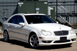 2007 Mercedes-Benz C230 2.5L Sport* Sunroof* Leather* Only 92k mi* | Plano, TX | Carrick's Autos in Plano TX