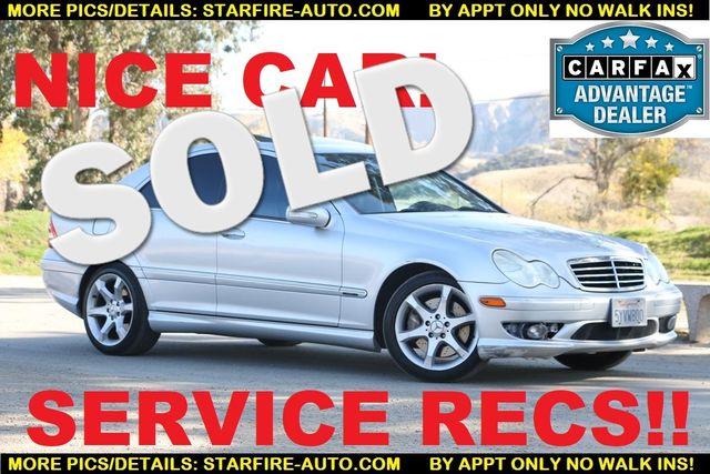 2007 Mercedes-Benz C230 2.5L Sport Santa Clarita, CA