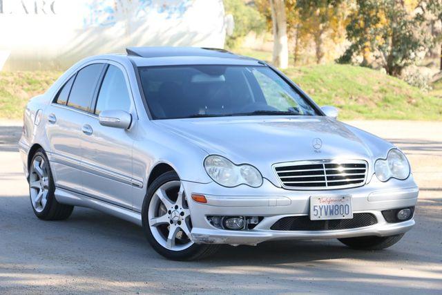 2007 Mercedes-Benz C230 2.5L Sport Santa Clarita, CA 3
