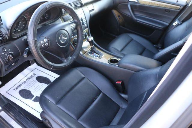 2007 Mercedes-Benz C230 2.5L Sport Santa Clarita, CA 8
