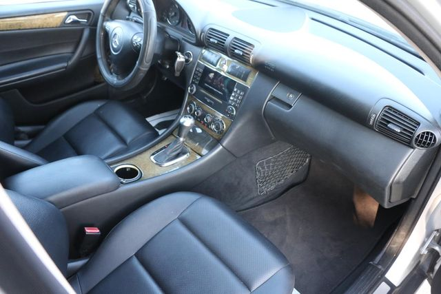 2007 Mercedes-Benz C230 2.5L Sport Santa Clarita, CA 9