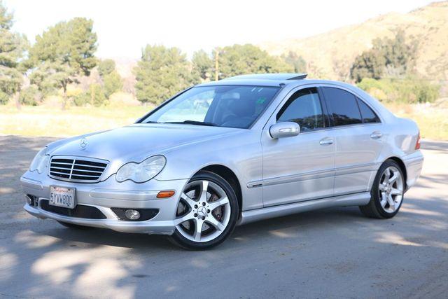 2007 Mercedes-Benz C230 2.5L Sport Santa Clarita, CA 1