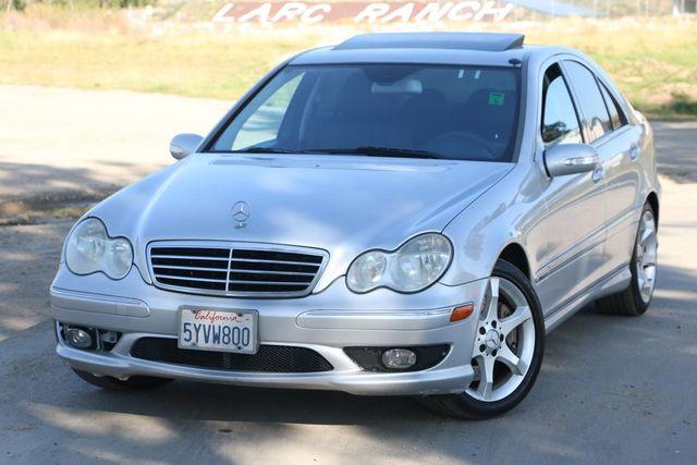 2007 Mercedes-Benz C230 2.5L Sport Santa Clarita, CA 4