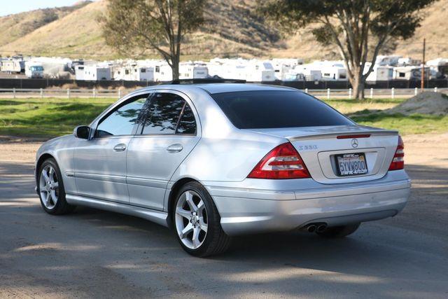 2007 Mercedes-Benz C230 2.5L Sport Santa Clarita, CA 5